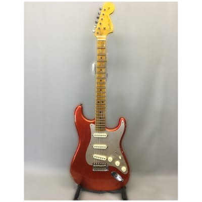 Fender LTD FAT HEAD STRAT RELIC TOP 15 JANUARY 2018 Faded Aged Candy Apple Red