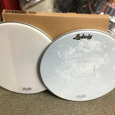 2 Ultra rare 70's Premier Bass drum legs spurs mounts and