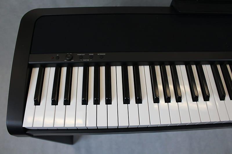 korg b1sp black digital piano music land reverb. Black Bedroom Furniture Sets. Home Design Ideas