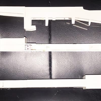 KORG M1 Wavestation TRITON TRINITY 01/W Oasis Synthesizer Original Keyboard Key.