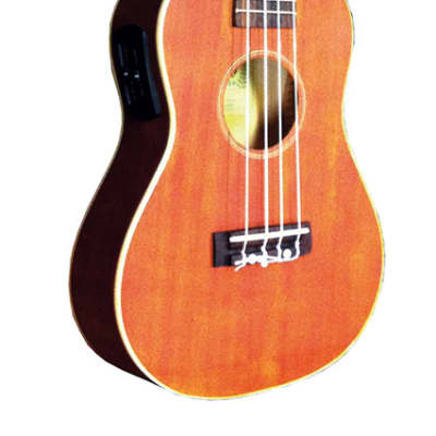 Monterey MU-275MEQ Tenor Ukulele w/Mahogany Body and Pickup for sale