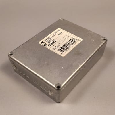 Hammond 1590BB die cast aluminum project box for sale