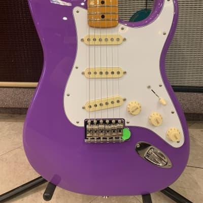 *New Floor Model* Fender Fender Limited Edition Jimi Hendrix Stratocaster Ultraviolet for sale