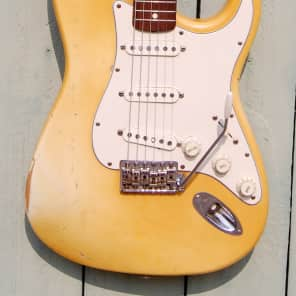 Fender '62 Stratocaster 1989 Olympic White for sale