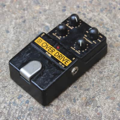 1980's Pearl OD-05 Overdrive Tubescreamer MIJ Japan Vintage Effects Pedal for sale