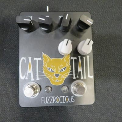 Fuzzrocious Cat Tail Distortion CME Exclusive