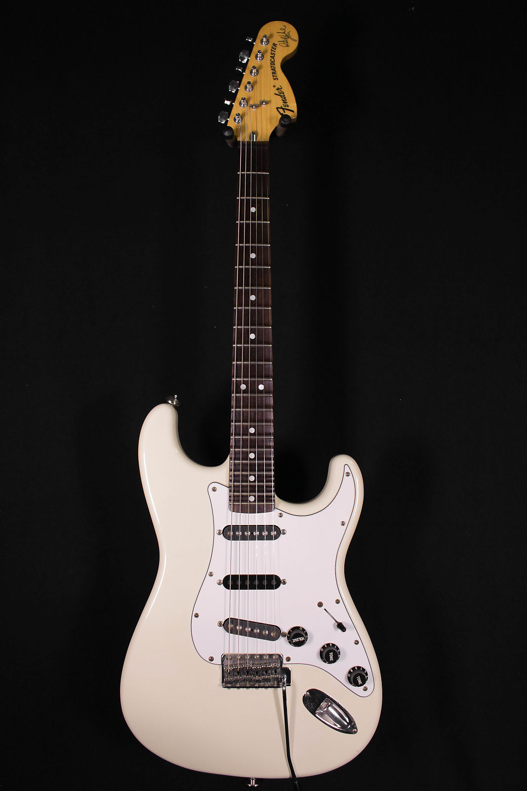 ritchie blackmore stratocaster wiring