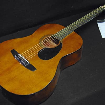Johnson JG-100-WL Acoustic Guitar Walnut Professionally Set Up! for sale
