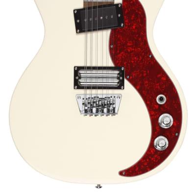 Danelectro '59X 12 String Guitar ~ Vintage Cream