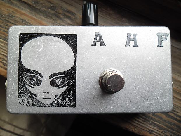 dentone alien hate fuzz original boutique fuzz pedal for reverb. Black Bedroom Furniture Sets. Home Design Ideas