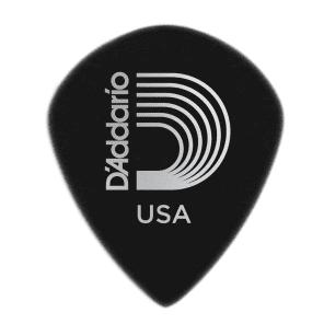 D'Addario 3DBK2-25 Black Ice Guitar Picks - Light (25-Pack)