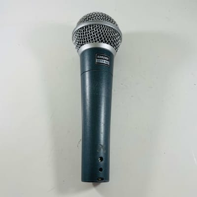 Shure BETA 58A Handheld Supercardioid Dynamic Microphone *Sustainably Shipped*