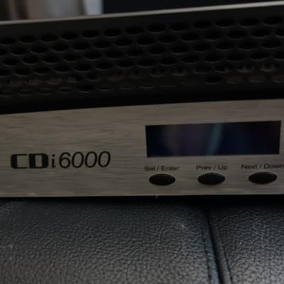 Crown CDi 6000 2-Channel 2100-Watt Power Amplifier