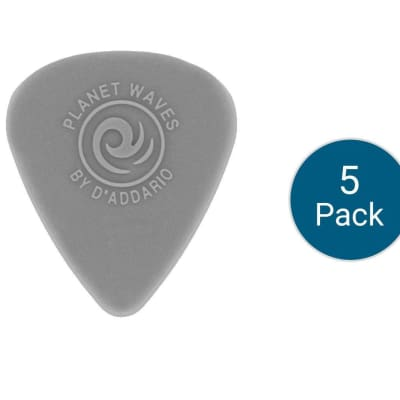 Planet Waves 1NFX4 Nylflex Medium Guitar Picks - 5-Pack