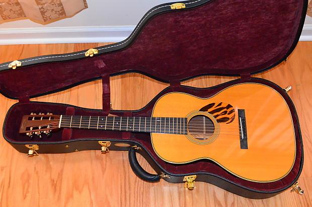 martin 000 28vs 12 fret accoustic guitar 175 anniversary reverb. Black Bedroom Furniture Sets. Home Design Ideas