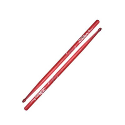 Zildjian Z5AR 5A Red Drumsticks