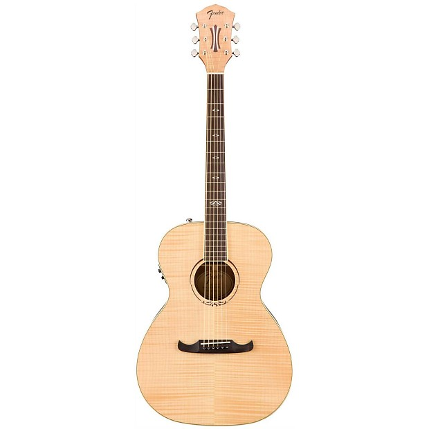 Fender T-Bucket 350E 6-String Acoustic-Electric Guitar