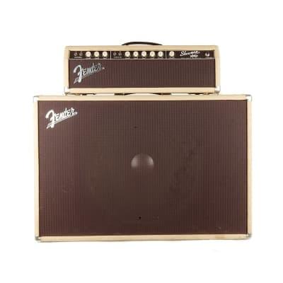 """Fender Showman 15 6G14-A 100-Watt 1x15"""" Piggyback Guitar Amp 1961 - 1963"""
