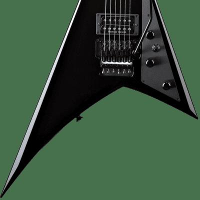 Jackson USA Select Randy Rhoads RR1 Electric Guitar w/ Case - Gloss Black for sale