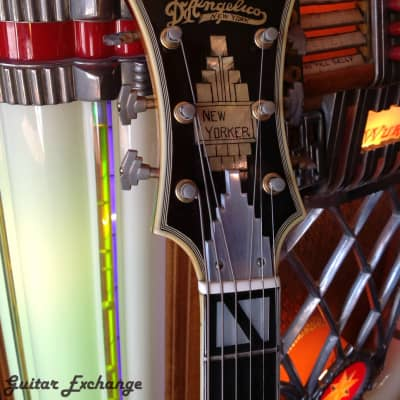 D'Angelico New Yorker 1959 for sale