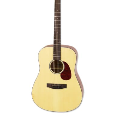 Aria ARIA-111-MTN 100 Series Dreadnought Spruce Top Mahogany Neck 6-String Acoustic Guitar for sale