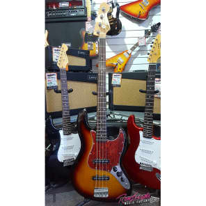 Tokai AJB-28 Jazz Style Bass Guitar with Deluxe Gig Bag for sale