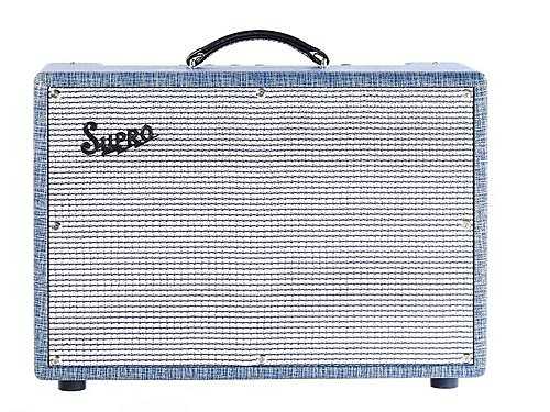 supro 1690t coronado 2x10 combo guitar amp used mint reverb. Black Bedroom Furniture Sets. Home Design Ideas