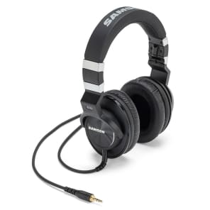 Samson Z55 Z-Series Over-ear Closed-back Professional Studio Headphones