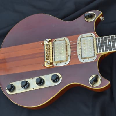 70s / 80s  JHS / Fresher FX-509  Electric Guitar  Made in Japan  Active EQ RARE for sale