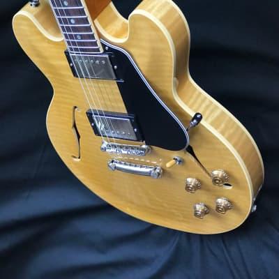Briggs Guitars Pandora - Antique Natural (Blonde) for sale