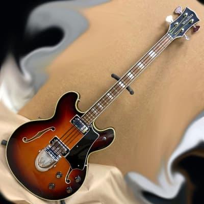 Wurlitzer Bass Guitar Model 7780 for sale