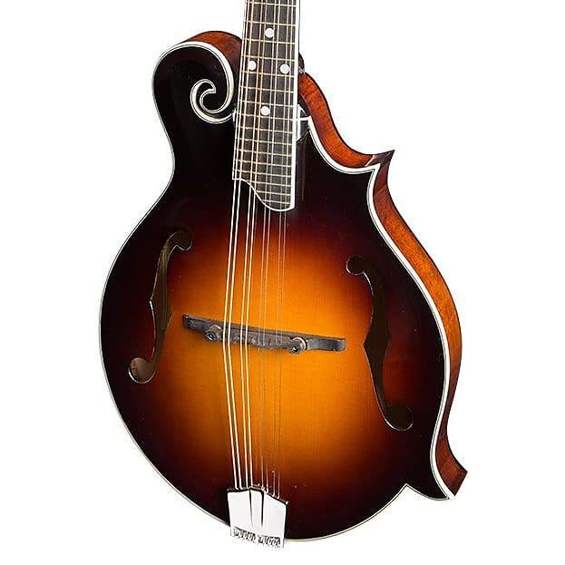 Eastman MD515-CS F-Style Mandolin Classic Sunburst w/ Hardshell Case