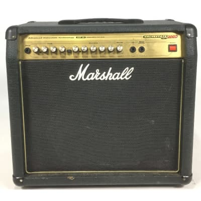 "Marshall Valvestate 2000 AVT50 2-Channel 50-Watt 1x12"" Guitar Combo"