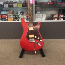 Fender Hot Rod Stratocaster Flat Red image