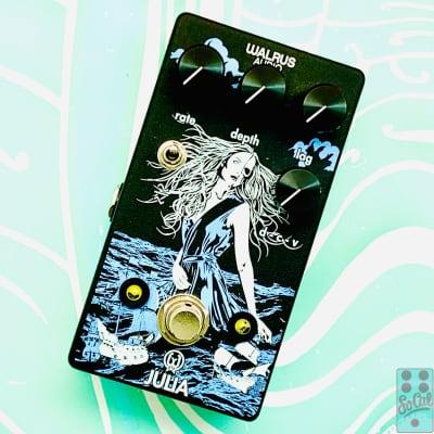 Walrus Audio Julia Chorus/Vibrato Limited Edition!