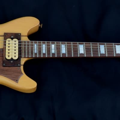 70s / 80s Pedulla Orsini EL-10 Electric Guitar Made in USA + Hard CAse RARE for sale