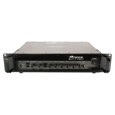 AMPEG SVT-7PRO 1000W Bass Amplifier Head
