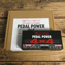 Voodoo Lab Pedal Power 4x4 120V