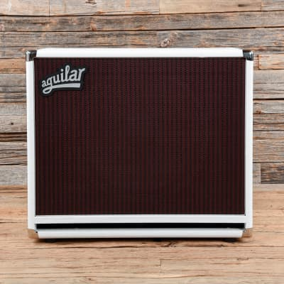 Aguilar DB 1x15 8 Ohm Cabinet White Hot USED for sale