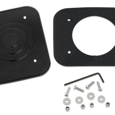 PDP Bass Drum Cover Plate - Black