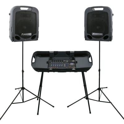 Peavey Escort 3000 V2 All in One DJ PA System
