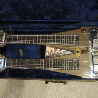 Rickenbacker Electro Double Neck 8 String 1950's for sale