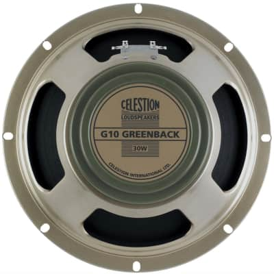 Celestion Guitar Speaker, G10 Greenback, 16 ohm
