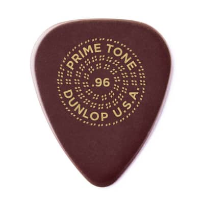 Dunlop 511R96 Primetone Standard Smooth .96mm Guitar Picks (12-Pack)