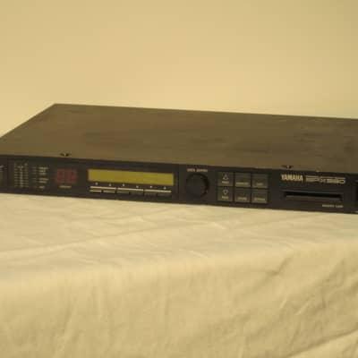 Yamaha SPX-90 Multi-effects Rack