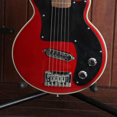 Brian May Guitars - Mini May Antique Cherry Electric Travel Guitar for sale