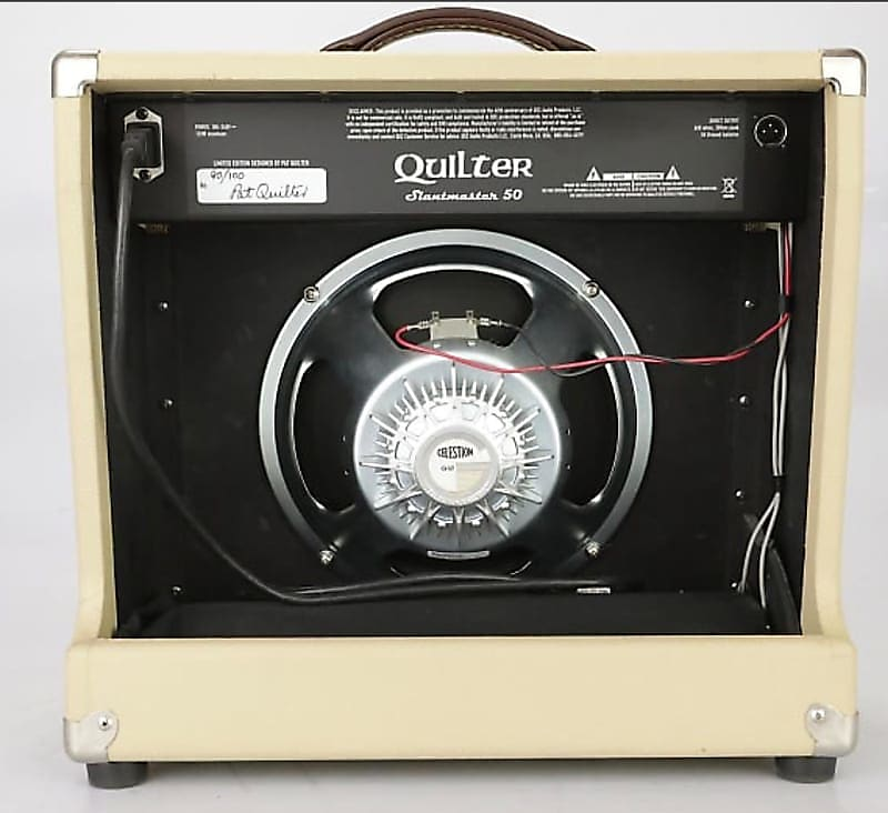 40Th Anniversary Quilter Slantmaster 50 Signed/Numbered