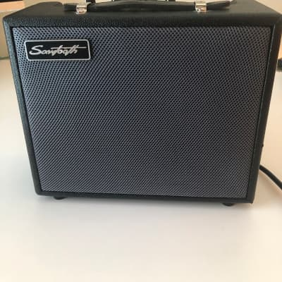 Sawtooth 10 Watt Electric Guitar Practice Amp 2015 Black for sale