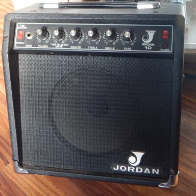 ** Boss Tone **  Jordan 10 Amp 1970's-80. Black for sale
