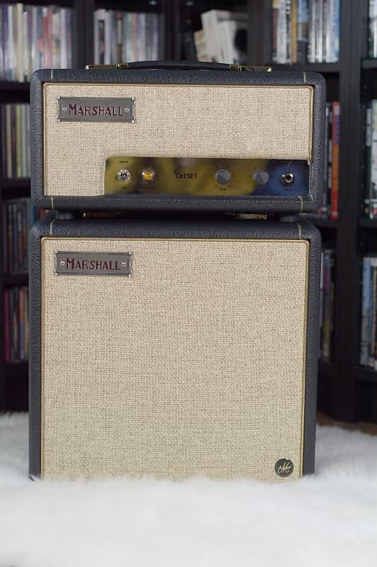 buy popular f4f38 db40b * Marshall Custom Shop Offset JTM1 Amp CSJTMOSH+ cabinet / like JTM 45 *